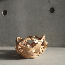 「竹を編む・竹細工」開催致しました。